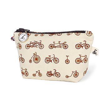 Little Zip: Bike Galore Sepia