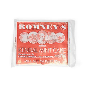 New Romney's Brown Kendal Mint Cake Camping Hiking Food White