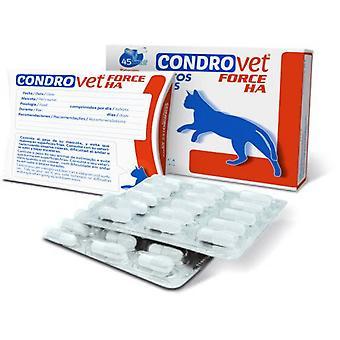 Bioiberica Chondrovet Force HA Cats Joint Chondroprotector