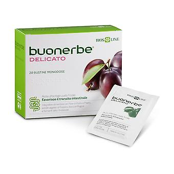 Delicate Buonerbe 20 packets
