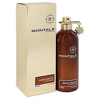 Montale Boise Fruite Eau De Parfum Spray (Unisex) By Montale 3.4 oz Eau De Parfum Spray