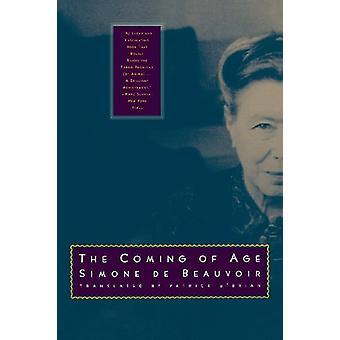 Simone de Beauvoirin Ikäkausi - 9780393314434 Kirja