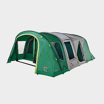 New COLEMAN Valdes Deluxe 6 XL Air BlackOut Bedroom Family Tent Green