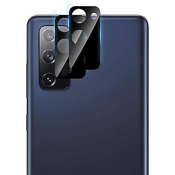 HaiFei Kamera Panzerglas Schutzfolie fr Samsung Galaxy S20 FE 5G, HD Kamera Glas [Vollstndige