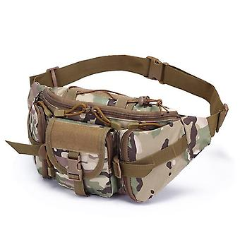 Outdoor Sports, Large-capacity, Waterproof Tactical Waist Bag, Utility Pouch,