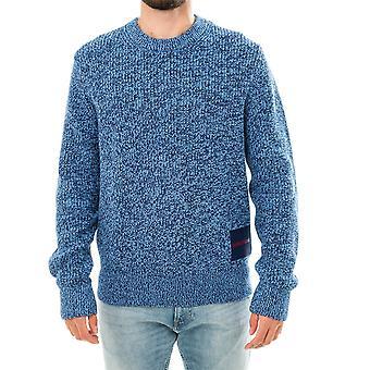 Calvin Klein Cardigan Stitch Suéter masculino cn j30j313156.499