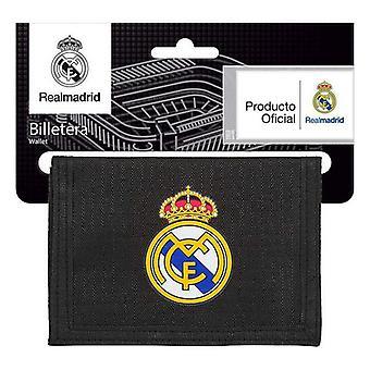 Monedero Real Madrid C.F. 1902 Negro