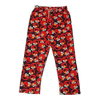 Erkek Susam Sokak Elmo Karakter Lounge Pantolon
