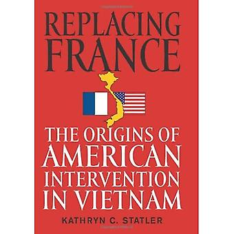 Substituição da França: As Origens da Intervenção Americana no Vietnã