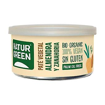 Almond and Carrot Vegetal Pate 125 g