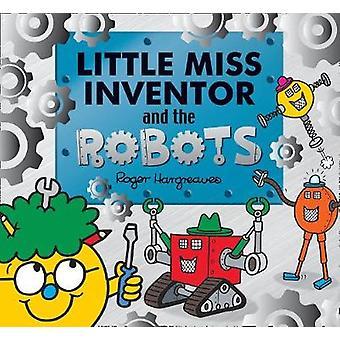 Little Miss Inventor y los robots Mr Men y Little Miss Picture Books