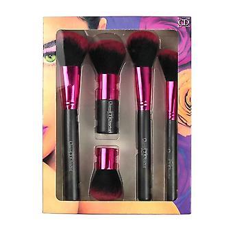 Makeup Pensler - Sæt af 5 forskellige modeller