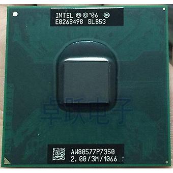 Intel Laptop Cpu Slb53 2.0/3m/1066 Pga Officiële versie Verspreide stukken