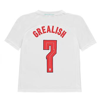 UEFA England Euro 2020 Polyester T-Shirt with Printed Name Junior