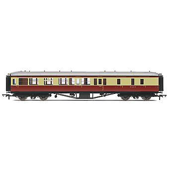 Hornby BR 63' Hawksworthin käytäväjarru Kolmas W2251W Era 4 -mallijuna