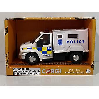 Corgi CHUNKIES CH087 Armoured Police Truck Diecast and Plastic Toy
