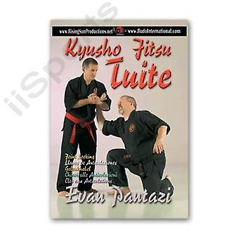Kyusho Jitsu Tuite Dvd Evan Pantazi -Vd6927A