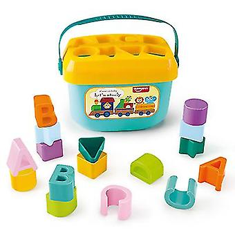 Letter Learning Box