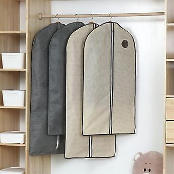 בגדים תלויים כיסוי אבק כיסוי מעיל כיסוי כיסוי