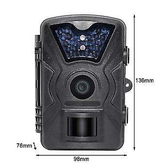 Ct008 infrared hunting camera scout wild camera 12mp night vision for animal camera traps 940nm forest camera trail photo chasse