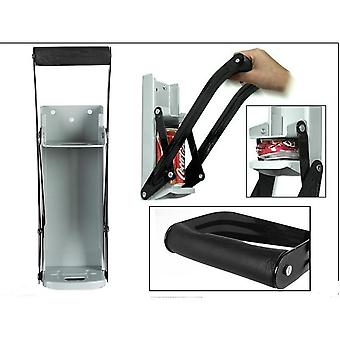 16oz Can Crusher Wall Mount With Bottle Opener