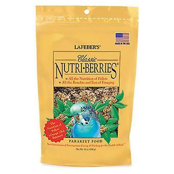 Lafeber Classic Nutri-Berries Parakeet Food - 10 oz