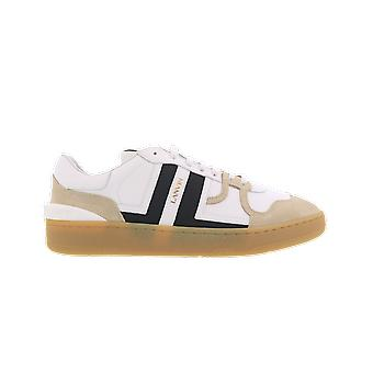 Lanvin Clay Low Top Sneakers Blanc SKDK00REFLH2110 chaussure