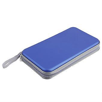 80x Disc Cd/vcd/dvd Portable Storage Case