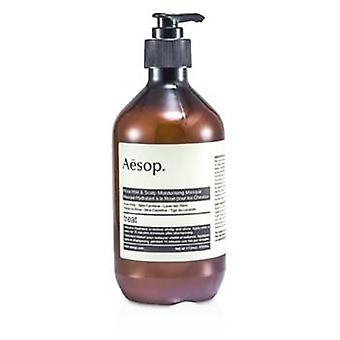 Rose Hair & Scalp Moisturising Masque (for All Hair Types) - 500ml/17.64oz