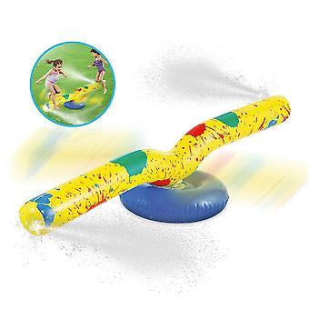 Kids Sprinkler Pad Mat Children Summer Outdoor Spin Water Splash Play Mat