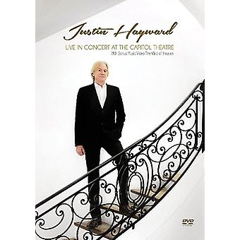 Justin Hayward - Live in Concert im Capitol Theater [DVD] USA import