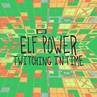 Elf Power - Twitching in Time [Vinyl] USA import