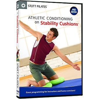 Athletic Conditioning on Stability Cushions [DVD] USA import