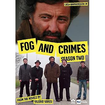 Fog & Crimes-Series 2 [DVD] USA import