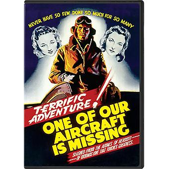One of Our Aircraft Is Missing [DVD] USA import