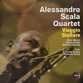 Alessandro Scala Quartet - Viaggio Stellare [CD] USA import
