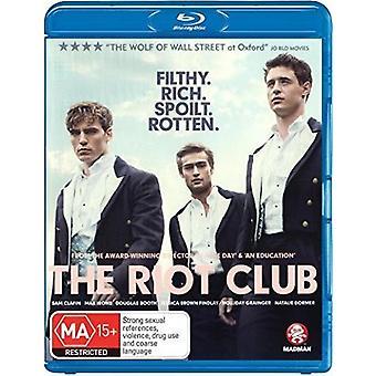 Riot Club [DVD] USA import