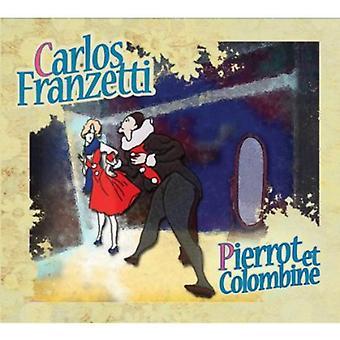Carlos Franzetti - Pierrot Et Colombine [CD] USA import