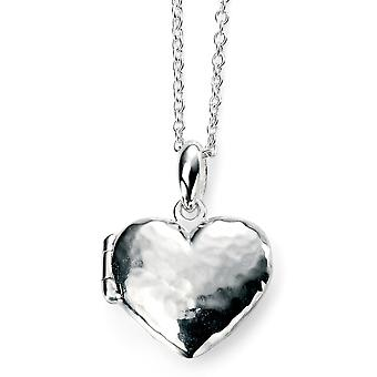 925 Silver Heart during Photo Necklace Trend