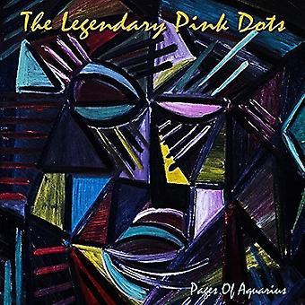 Legendariska rosa prickar - sidor av Aquarius [CD] USA import