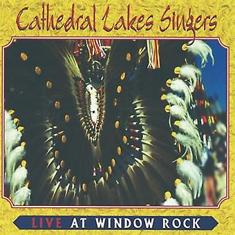 Cathedral Lakes Singers - Live at Window Rock [CD] USA import
