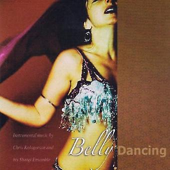 Chris Kalogerson - danza del vientre por importación de Estados Unidos Chris Kalogerson [CD]