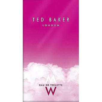 Ted Baker W Eau de Toilette 75ml EDT Spray