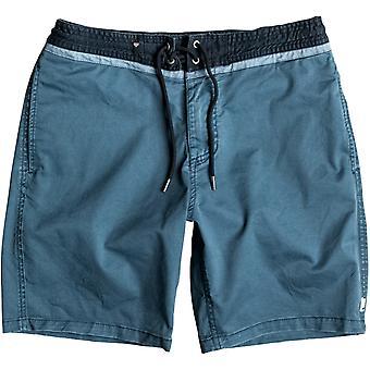Quiksilver Street Short Shorts in Navy Blazer