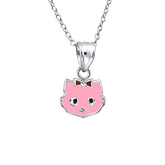 Cat - 925 Sterling Silver Necklaces - W20347X