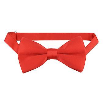 BOWTIE Solid Men's Bow Tie for Tuxedo or Suit