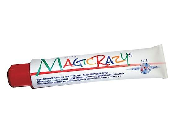 MagiCrazy Permanent Hair Color 100ml (Gold Amber)
