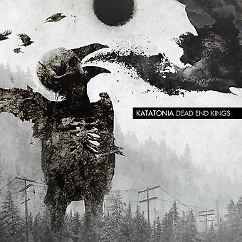 Katonia Poster Dead End Band Logo new Official Textile 70cm x 106cm