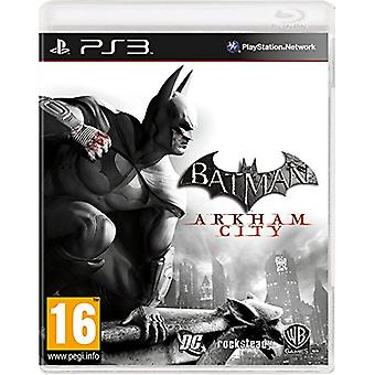 Batman Arkham City (PS3)-nieuw