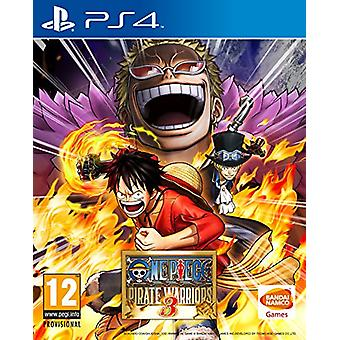 One Piece Pirate Warriors 3 (PS4) - New